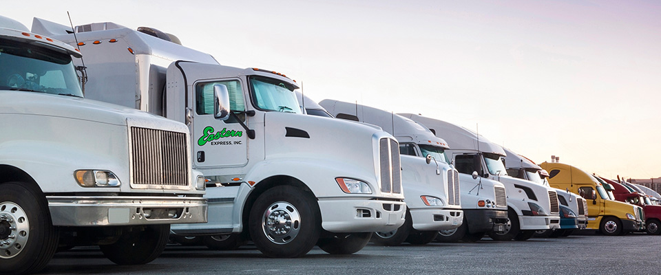 Eastern Express, Inc. offers dependable, cost efficient flatbed and van truckload carrier ...